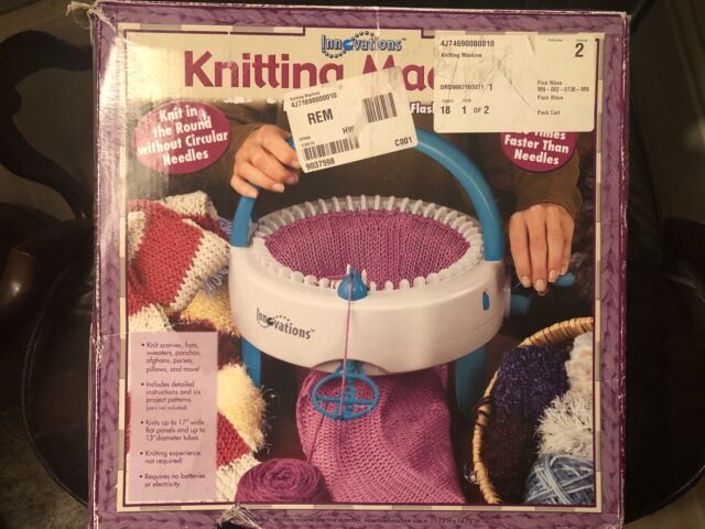 Innovations Knitting Machine | eBay