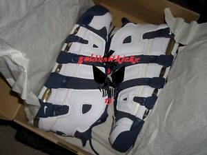 wholesale dealer 7a21d e5527 Image is loading 2012-Nike-Air-More-UPTEMPO-PIPPEN-OLYMPIC-dream-
