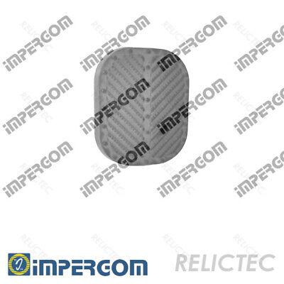Rubber Pedal Clutch Brake Fiat Ducato 230 244 280 Brake Pedal OE 1314352080