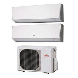 Condizionatore-dual-split-Fujitsu-LM-Inverter-9-9-9000-9000-Btu-A-AOYG14LAC2