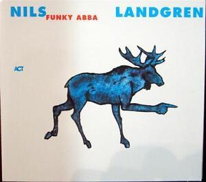 CD / NILS LANDGREN FUNKY ABBA / RARITÄT  /