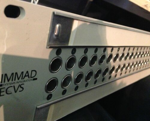 "Canare Bittre ADC Patch Panel 26x26 Video DVJ-W 19/"" Immad ECVS patchbay"