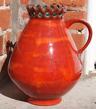 Ceramano Keramik Vase 254 Royal Hans Welling WGP Midcentury 60s Modernist