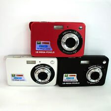 "2.7"" TFT LCD 5.0 Mega Pixel CMOS 18MP Mini Portable Digital Camera fr Child Gift"