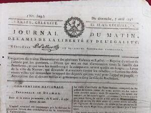 Rochefort-en-1793-Nantes-Robespierre-Dumouriez-General-Valence-Egalite-Bourbon