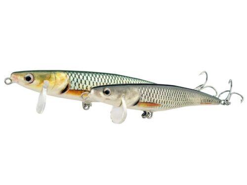 Hunter Eter Plus 10cm 16g Coulant Leurre Poisson nageur Aspe NEUF 2019