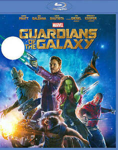 Guardians-Of-The-Galaxy-Blu-ray-DVD-In-Great-Condition
