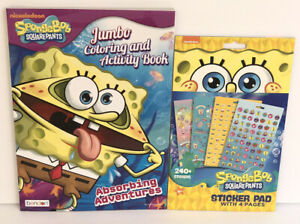 2-Pc-Set-Sponge-Bob-Square-Pants-Jumbo-Coloring-amp-Activity-Book-and-Sticker-Book