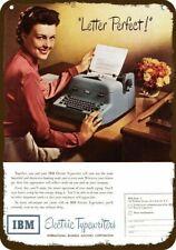 1969 IBM INTERNATIONAL BUSINESS MACHINES APOLLO 11 MOON Vintage Look METAL SIGN