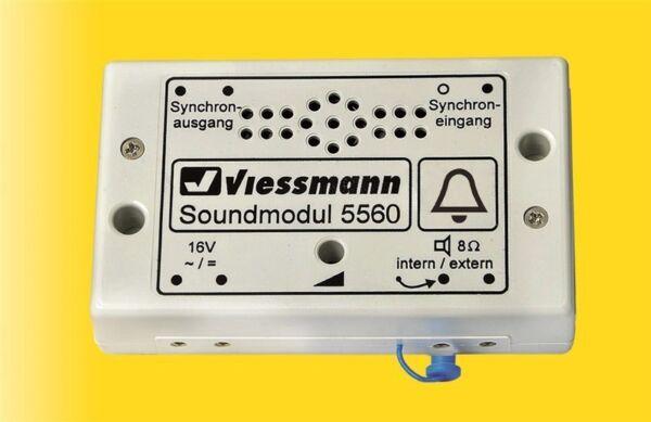 Amical Viessmann 5560 Sound Module Cloches Des Églises, H0-, H0