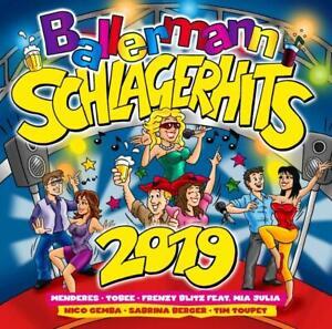 Pistola-canzonette-Hits-2019-mia-Julia-tobee-Tim-parrucchino-2-CD-NUOVO