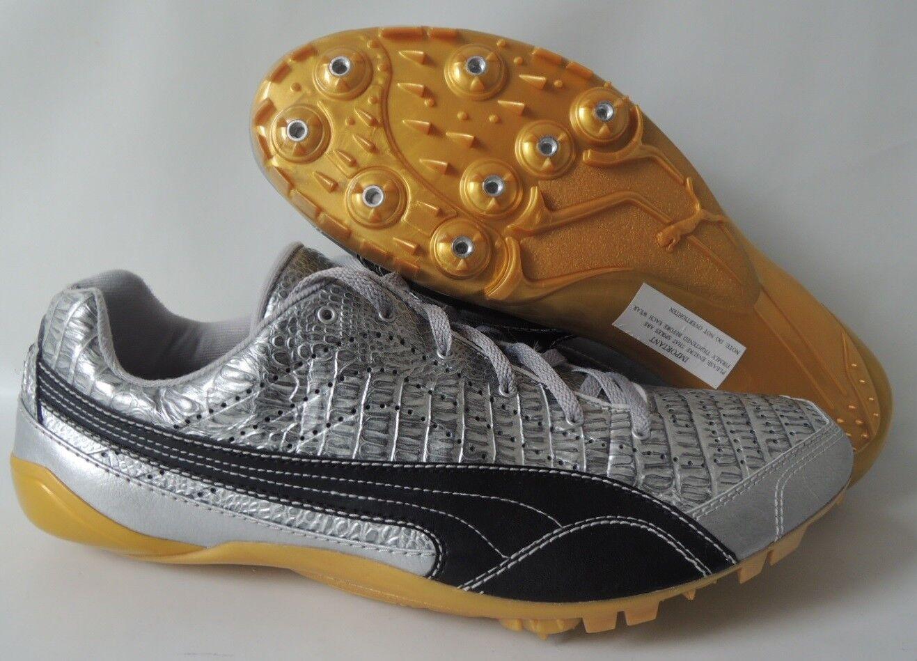 NEU Puma Complete Theseus II Croc Größe 45 45 45 Spikes Spikeschuhe Schuhe 183442-02 3fbc56