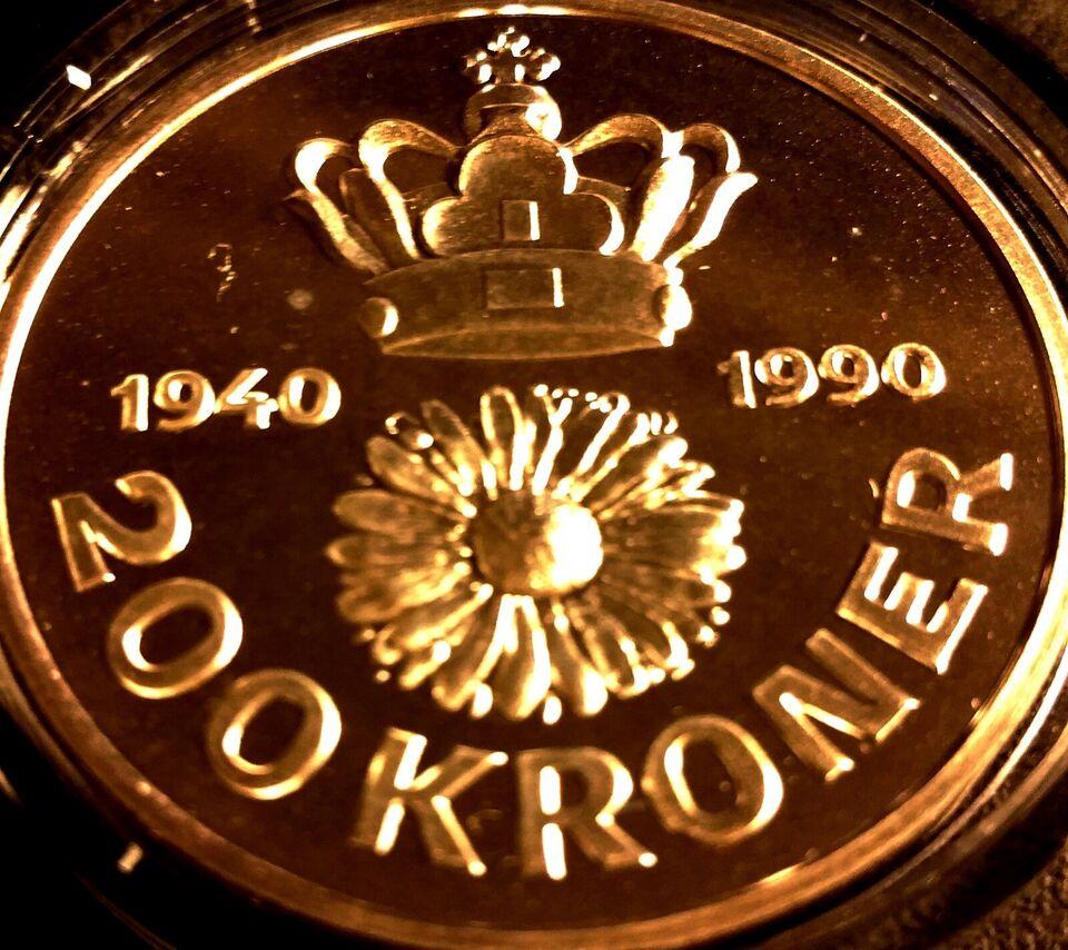 Danmark, mønter, 220