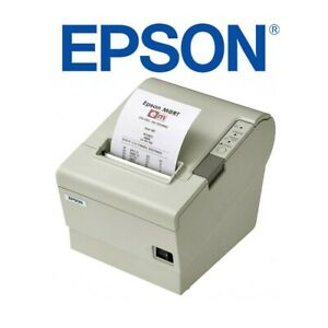 STAMPANTE-TERMICA-EPSON-TM-T88IV-80MM-USB-CASSA-WINDOWS-SCONTRINI-SCOMMESSE