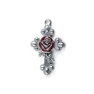 Pendentif-croix-Rose-Croix-Fabrication-Francaise