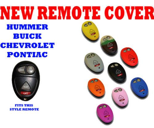 NEW PONTIAC AZTEC KEY FOB REMOTE COVER ORANGE