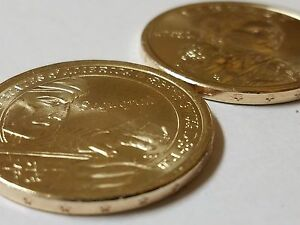 "2 Dollar Coins /""Sequoyah/"" 2017-P Pos A/&B Sacagawea Native American Uncirculated"