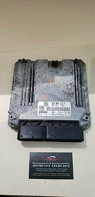 06-08 VW PASSAT BOSCH ECM ENGINE CONTROL MODULE OEM 3C0 907 115 F
