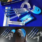 Teeth Tooth Whitening Whitener 44% Dental Bleaching LED White Light Oral Gel Kit