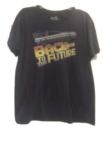 back to the future X-large T-shirt