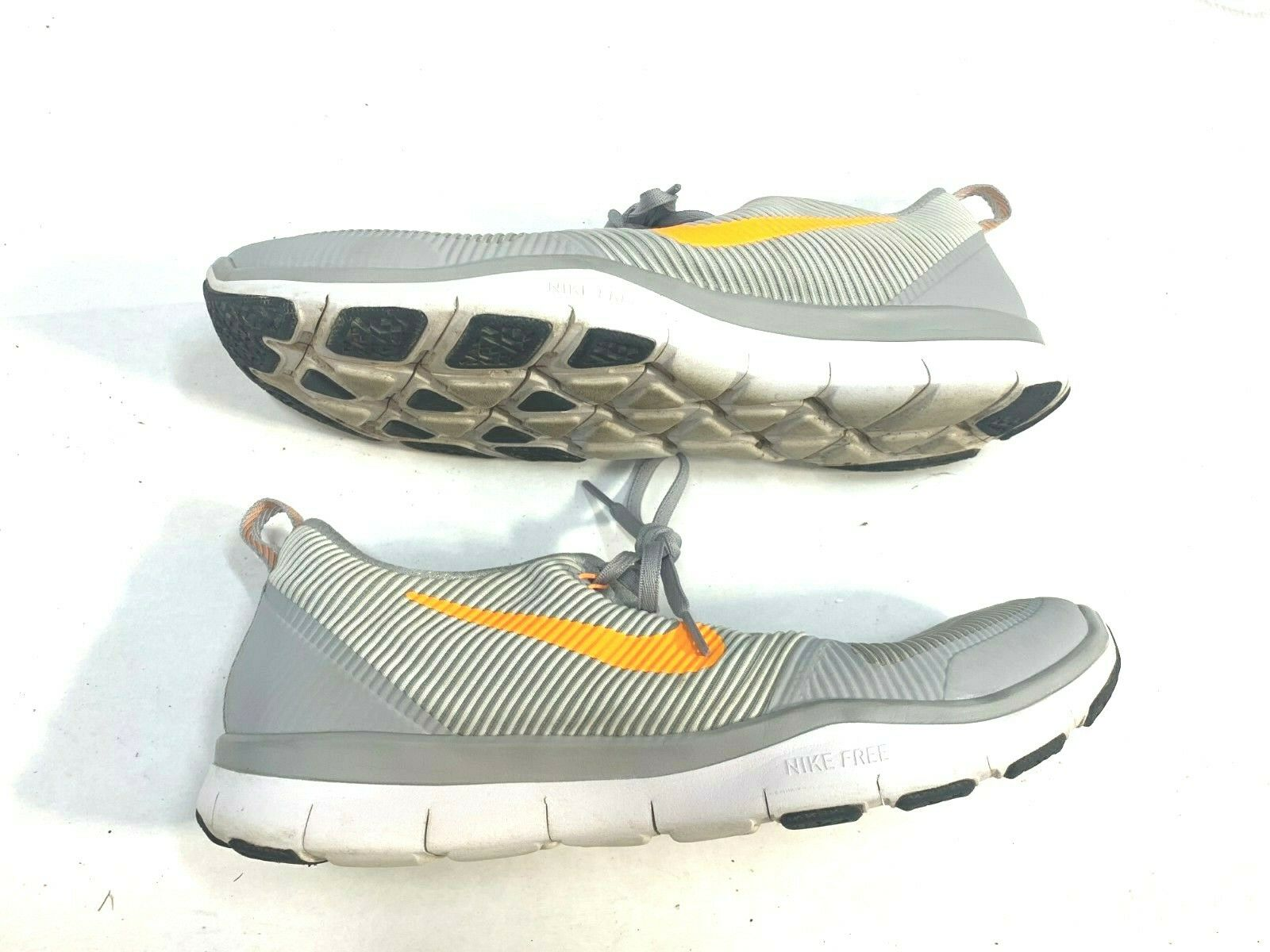 Mens NIKE FREE TRAIN VERSATILITY Grey Training Trainers 833258 004  US 12.5