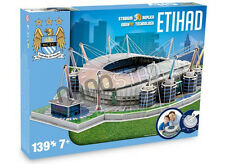 Official Manchester City Etihad Stadium 3D Puzzle Model Licensed Man City