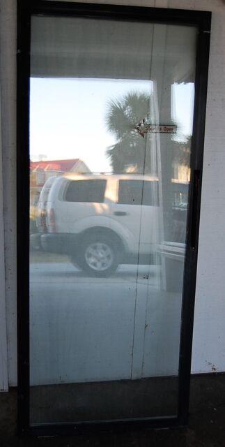 True Glass Refrigerator Door for GDM-23 with Frames and hardware - Left Door