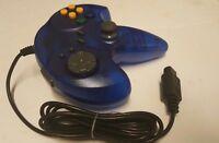 Clear Blue Yobo Controller Joypad For Nintendo 64 N64