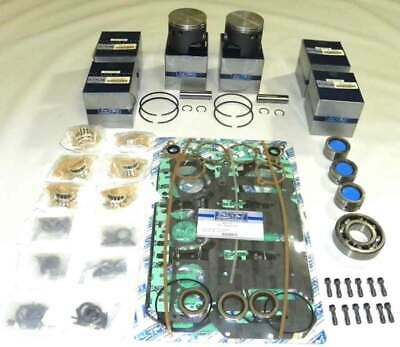 Mercury 225 Hp EFI rubber coated cages 1995-1998 0G438000-Up Boyesen Power Reed Kit 266PE