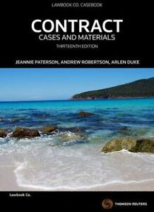 Contract-Cases-and-Materials12th-Edition-Very-Good-Free-Postage