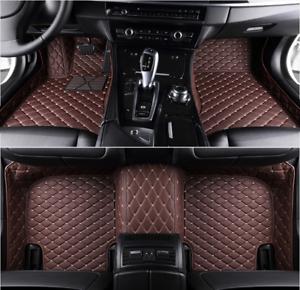 Bmw Car Mats Ebay >> Carpets For Bmw X5 F15 E70 2007 2018 Car Floor Mats Waterproof Pads