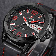 NAVIFORCE Watch Men Luxury Brand Sport Watches Men's Quartz Wrist Watch Relogio