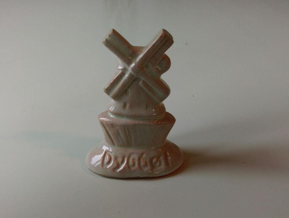 Lille keramik mølle, Emil Ruge