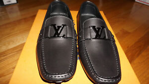 09c1ef1c35eff Louis Vuitton New Monte Carlo Car EPI Leather Loafer Shoe Size 8
