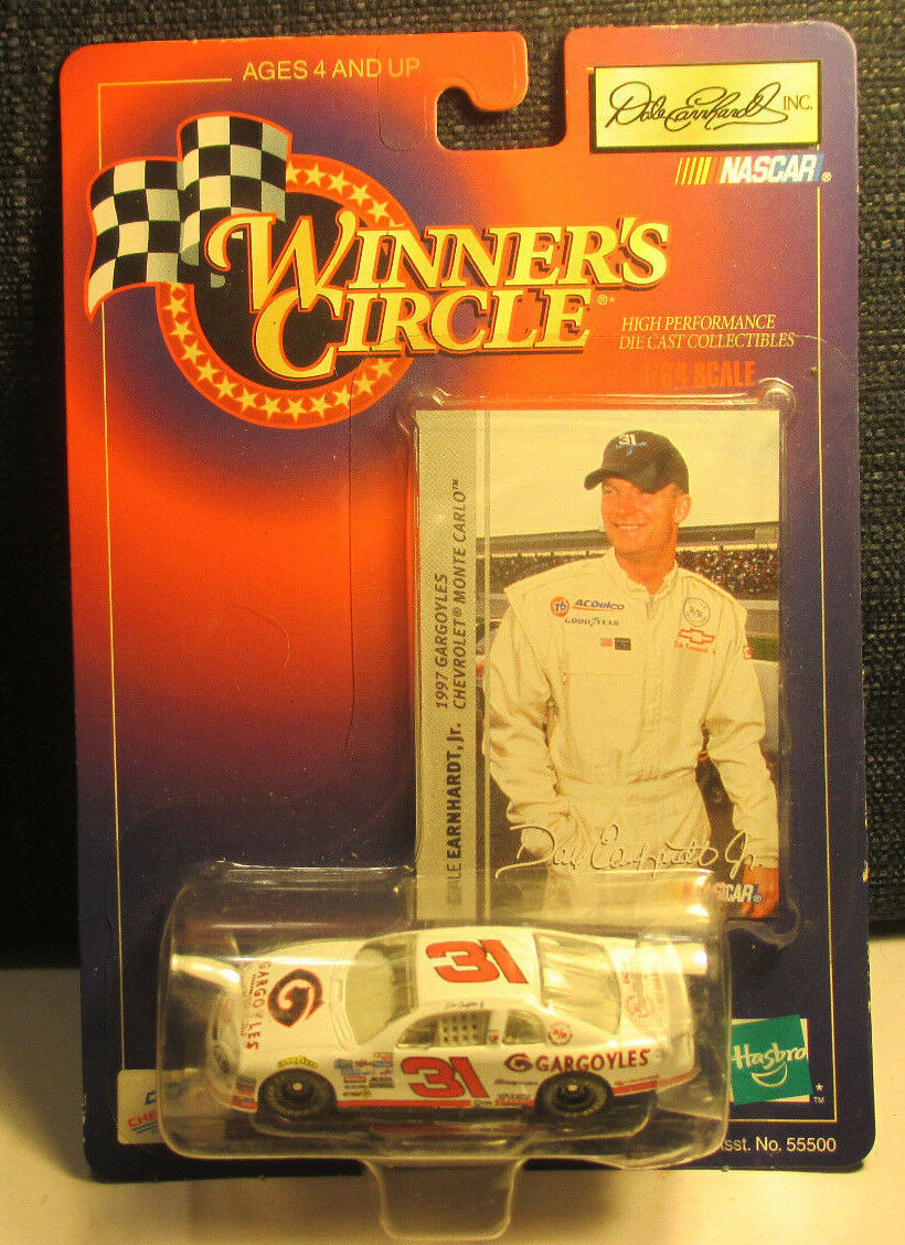 NASCAR 1 64 1998 DALE EARNHARDT JR WINNERS CIRCLE LIFETIME SERIES