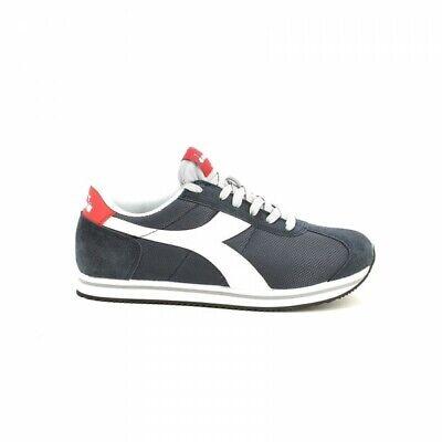 Scarpe da uomo Diadora Vega 60058 blu bianco rosso sneakers sportiva ginnastica | eBay
