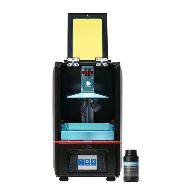 """CA Stock"" ANYCUBIC Photon 3D Printer UV Resin SLA Assembled 2.8""TFT Light-cure"