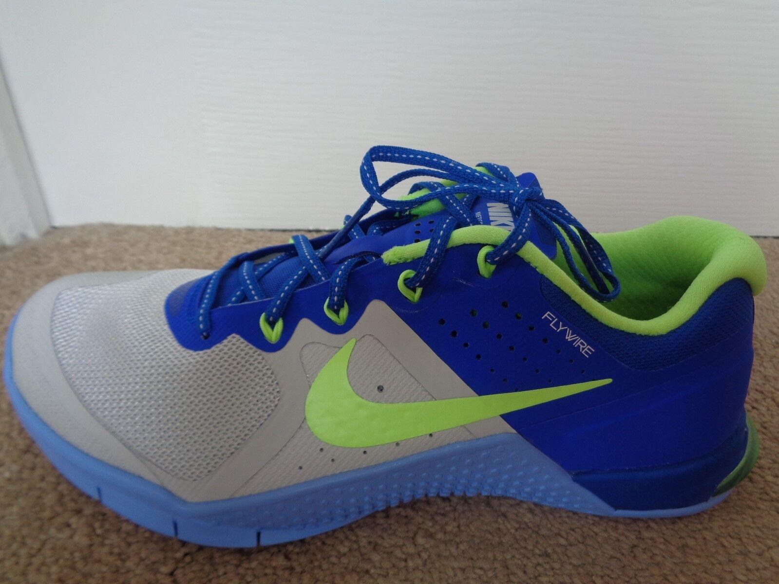 separation shoes 85ed6 c2832 ... Nike Zapatos Tenis Zapatillas Metcon 2 para mujer 821913 003 nos 8  Nuevo + Caja ...