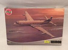 Airfix 1:72 BAe Nimrod, (kit contains decals to make upto 6 different versions)