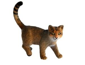Bullyland-66373-Chat-Sauvage-7-0-cm-Chiens-et-Chats