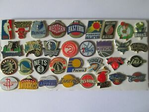 v1-lotto-33-spille-NBA-BASKET-National-Basketball-Association-usa-lot-pins