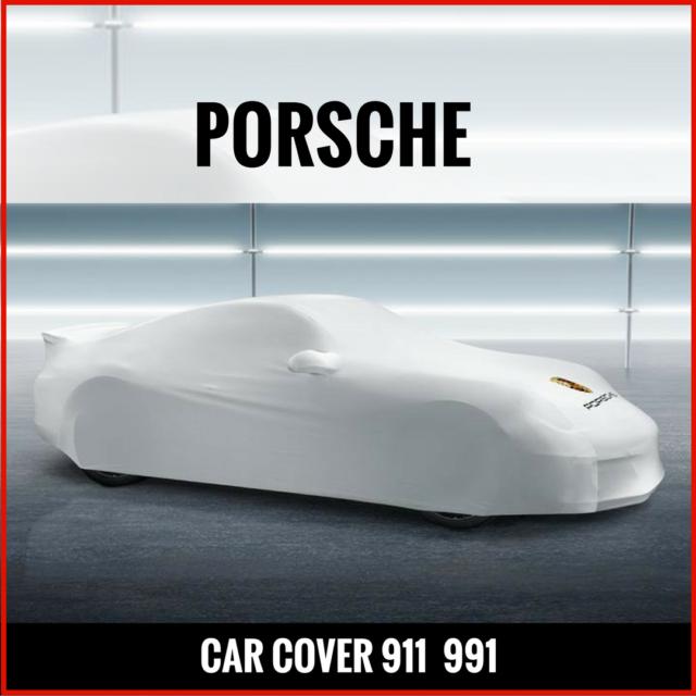 Porsche 911 991 GT3 Car Cover Genuine OEM Indoor 991 044 000 06 / 16