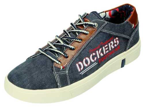 40-47 neu3 Dockers by Gerli 40hn006-710660 schnürschuhe cortos azul Gr