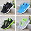 FASHION-Men-Women-SHOES-LADIES-PUMPS-TRAINERS-LACE-UP-MESH-SPORTS-RUNNING-CASUAL thumbnail 2