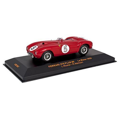 Sin impuestos IXO 1 43 1954 Ferrari Ferrari Ferrari 375 Plus  5 Le Mans  descuento de bajo precio