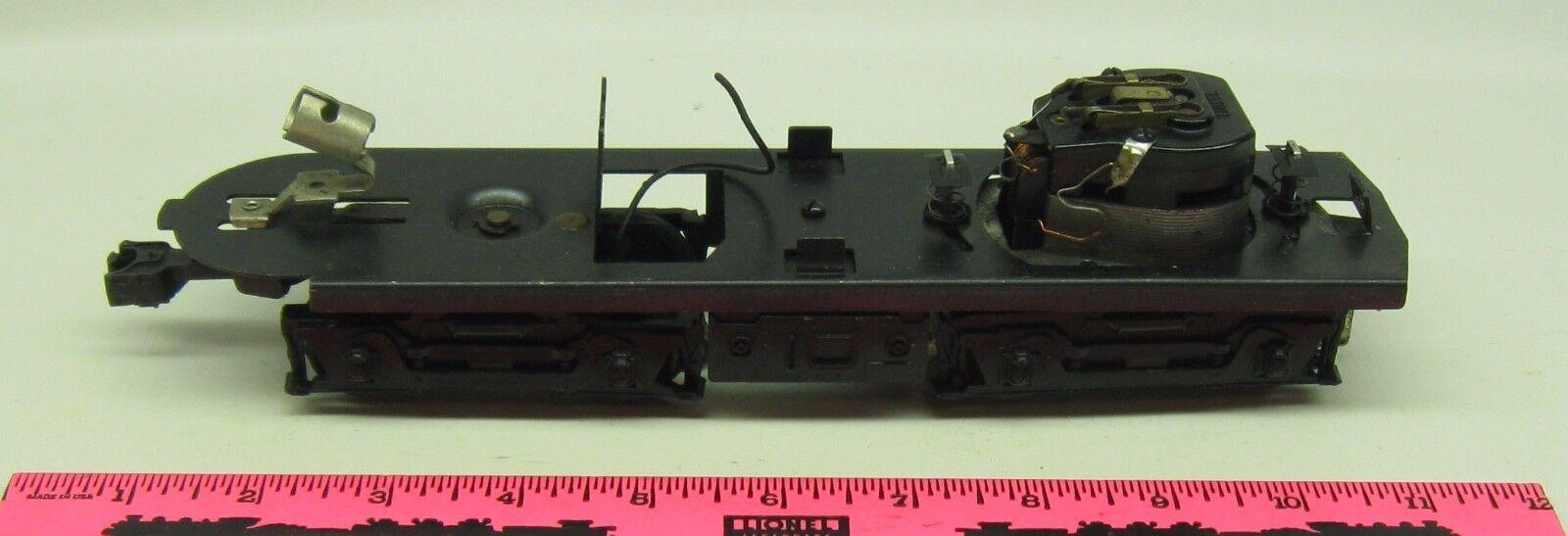 Lionel  Diesel Switcher motor frame assembly