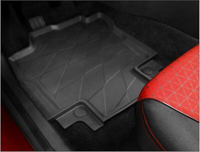 Mattenprofis Gummimatten Gummifu/ßmatten passend f/ür Renault Zoe II ab Bj.2020