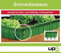 Upp® Schneckenzaun 2m/ Schneckenstop/ Beeteinfassung/ Beetbegrenzung