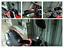 2x-Manopola-PRO-TAPER-manubrio-Motocross-Pit-Bike-Motard-manopole-7-8-grip-ROSSO miniatura 7