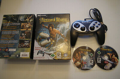 Prince Of Persia The Sands Of Time Pc Exclusive Edition With